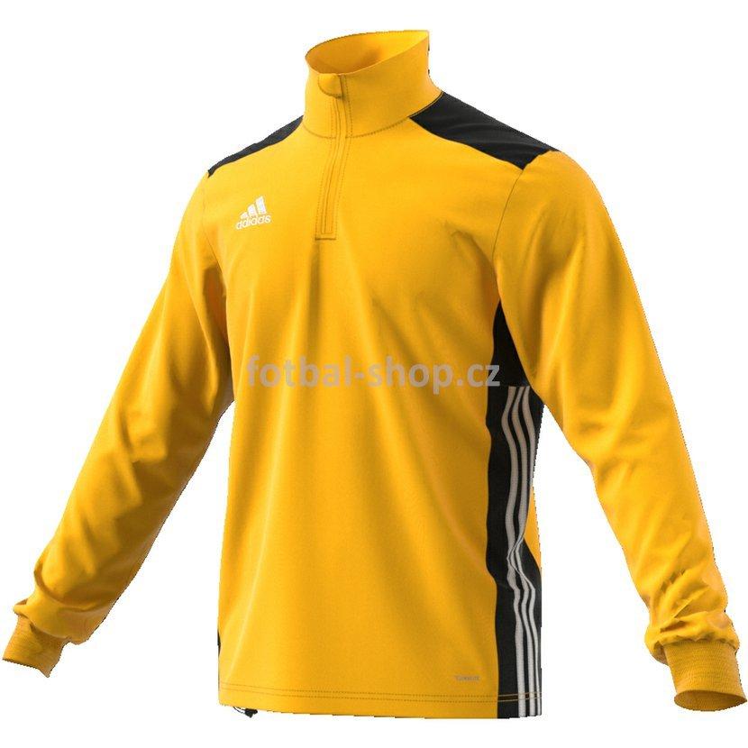 Adidas mikina Regista 18 Training Top dětská  270e292d028