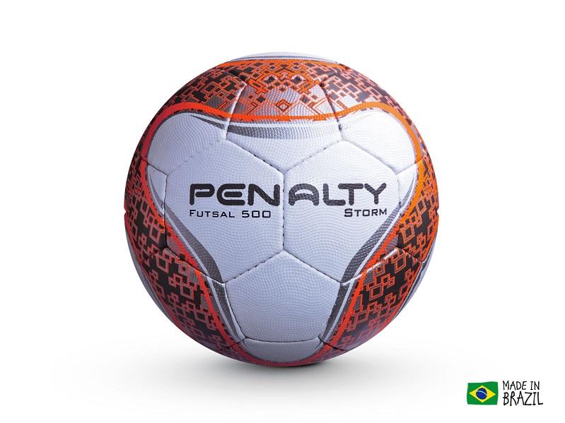 Penalty STORM oranžový-futsal  cb466d3f3a1ae