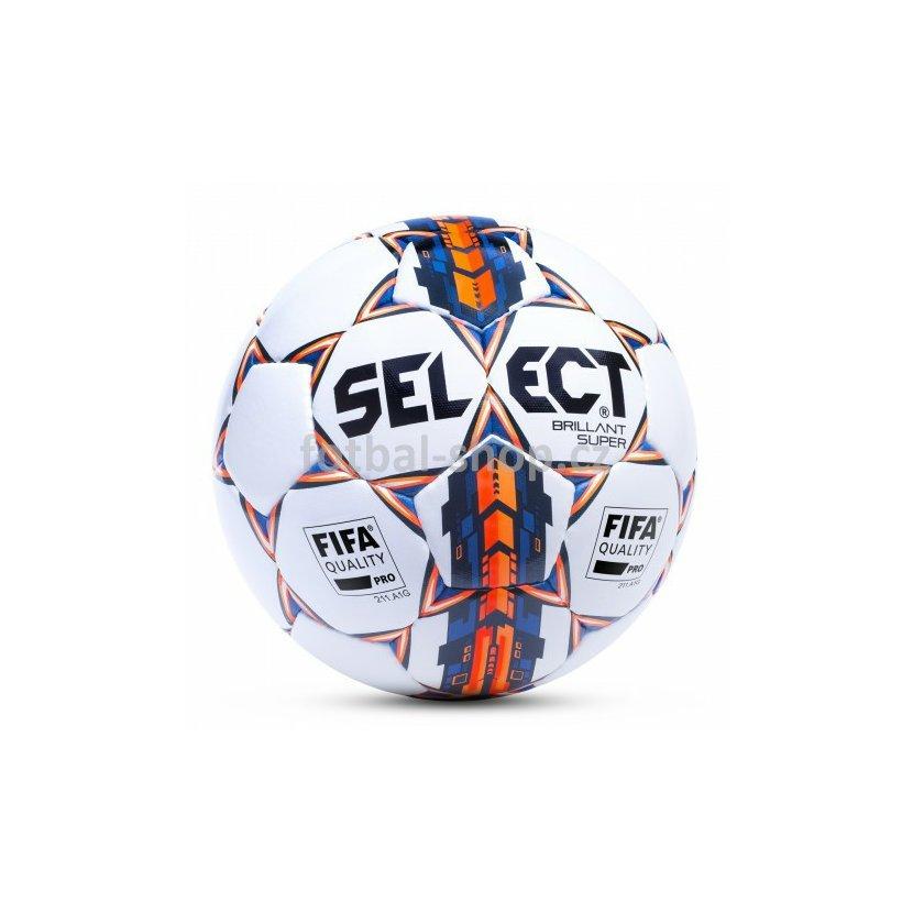 ... Seniorské míče  Select Brillant Super FIFA APPROVED.  523 WHITE-ORANGE.jpg 92d00376da