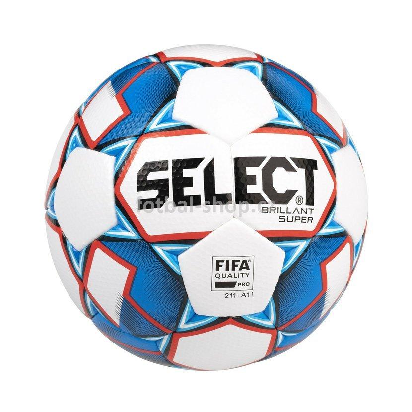 ... Fotbalový míč Select FB Brillant Super bílo modrá. 821 WHITE-BLUE.jpg 9012daa341
