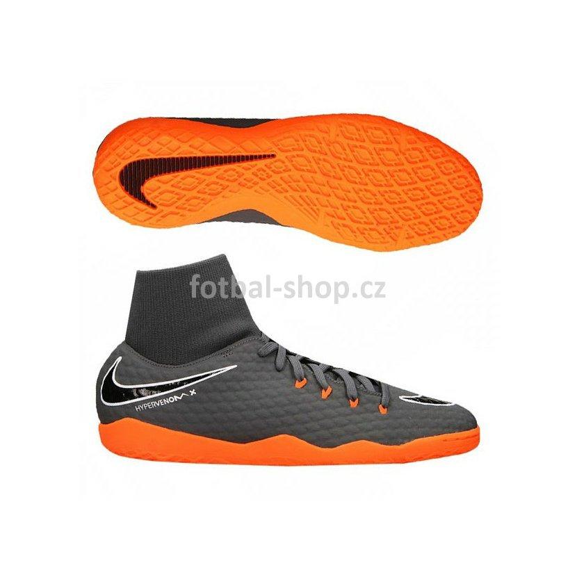0238843ffc7 Sálovky Nike Hypervenom PhantomX 3 Academy DF (IC)