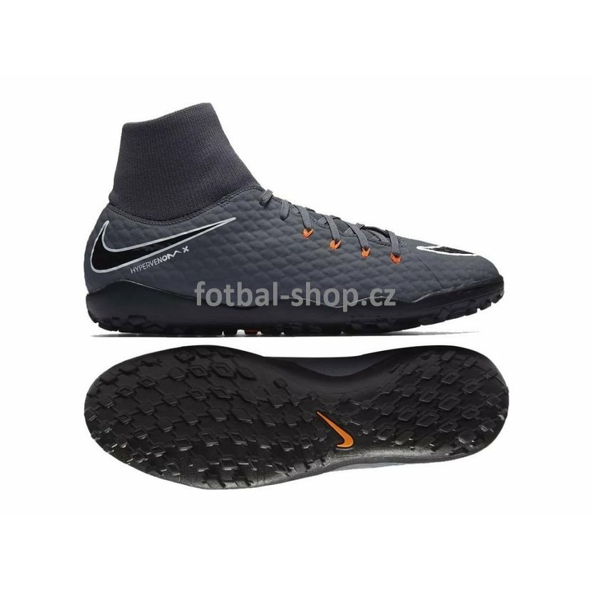 Turfy Nike Hypervenom Phantom X 3 Academy DF (TF)  81b80e36c6