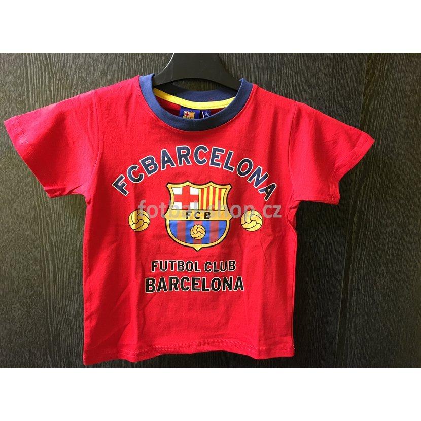dětské tričko Fc Barcelona  737fb96a6a