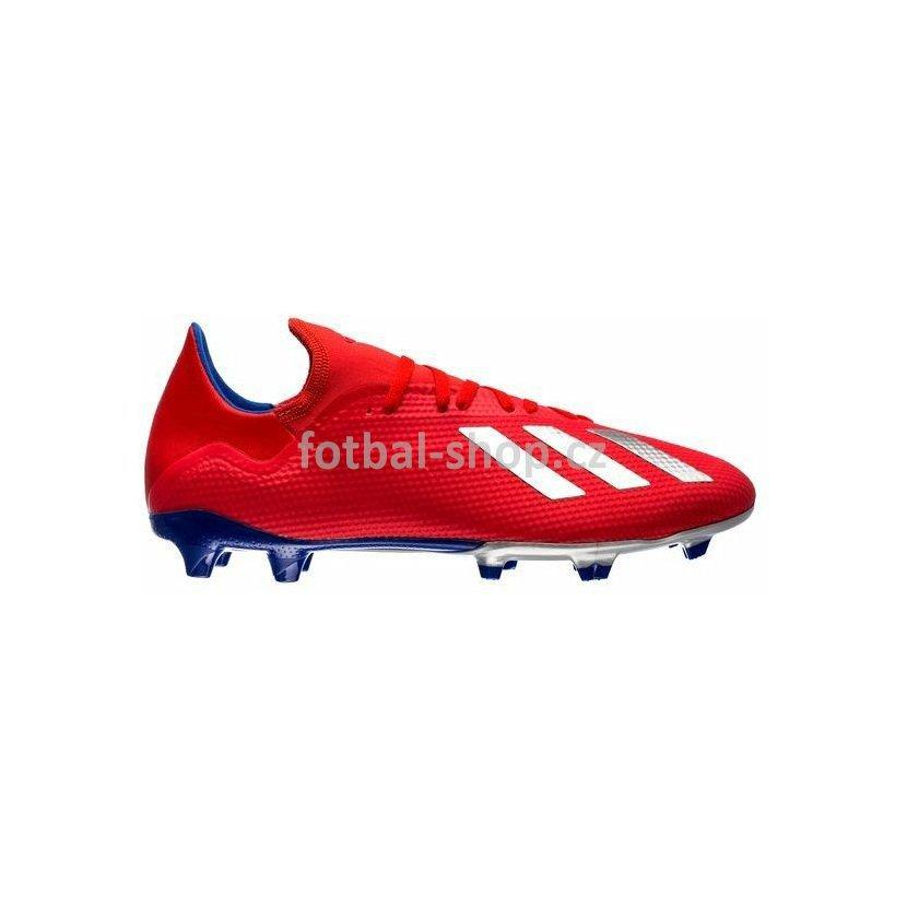 2955b4dc8ade1 Kopačky adidas X 18.3 FG | fotbal, fotbal-shop, obchod, sport ...